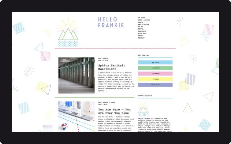 Hello Frankie-Home-Hello Studio