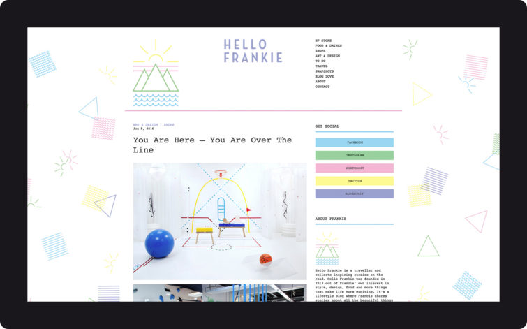 Hello Frankie-Post-Hello Studio