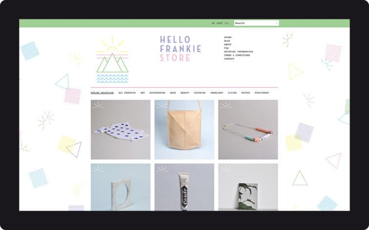 Hello Frankie-Store Home-Hello Studio