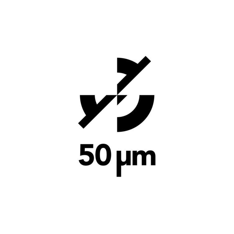 50 UM - Logo - Hello Studio