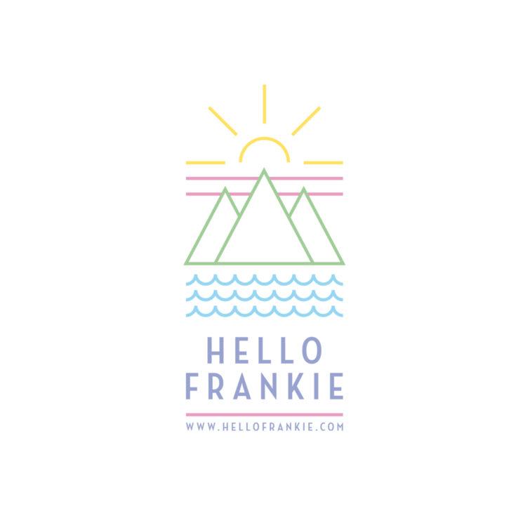 Hello Frankie - Logo - Hello Studio