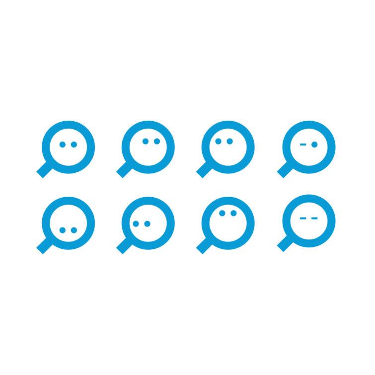 Helpdex - Logo icons - Hello Studio