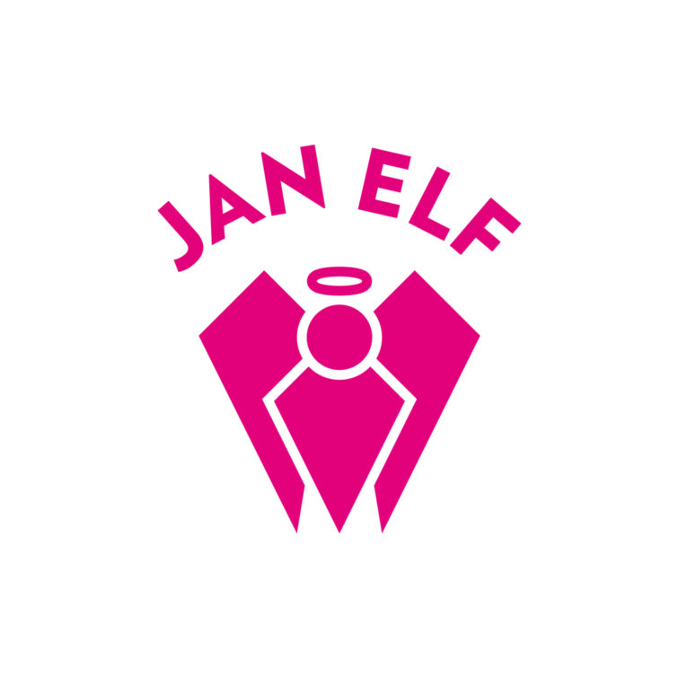 Jan Elf - Logo - Hello Studio