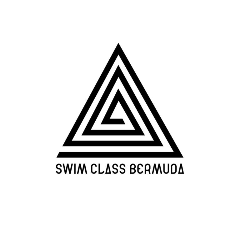 Swim Class Bermuda - Logo - Hello Studio