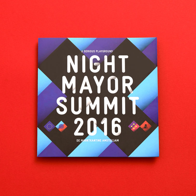 Night Mayor Summit-Leaflet Front-Hello Studio