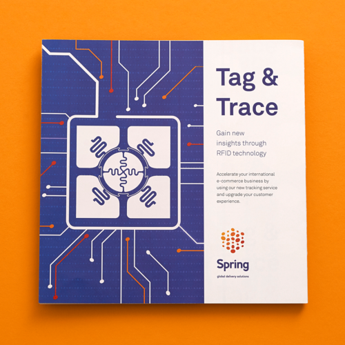 Tag and Trace-Spring-Hello Studio-Feature